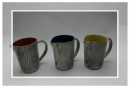 Jugs in various colours.